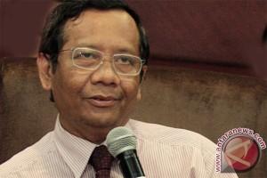 Ketua Mahkamah Konstitusi (MK) Mahfud MD